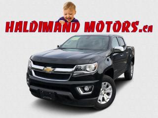 Used 2019 Chevrolet Colorado LT CREW 4WD for sale in Cayuga, ON