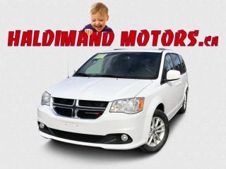 Used 2018 Dodge Grand Caravan SXT Premium Plus 2WD for sale in Cayuga, ON