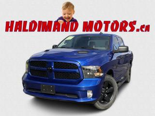 Used 2019 RAM 1500 Classic EXPRESS CREW 4WD for sale in Cayuga, ON