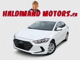 Used 2017 Hyundai Elantra LE 2WD for sale in Cayuga, ON