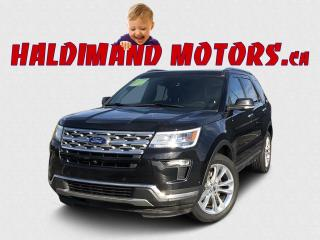 Used 2019 Ford Explorer Limited 4WD for sale in Cayuga, ON