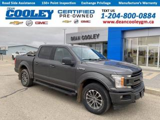 Used 2018 Ford F-150 XLT for sale in Dauphin, MB