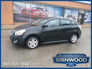 Used 2009 Pontiac Vibe for sale in Mississauga, ON