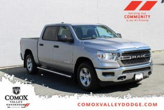 Used 2021 RAM 1500 Tradesman 4x4 Crew Cab 5'7 for sale in Courtenay, BC