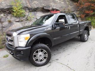 Used 2015 Ford F-350 Super Duty SRW PLATINUM for sale in Halifax, NS