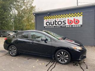 Used 2013 Honda Civic for sale in Laval, QC