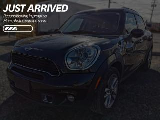 Used 2012 MINI Cooper Countryman S WELL MAINTAINED, SMOKE-FREE, ONE OWNER, LOCAL TRADE for sale in Cranbrook, BC