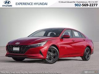 New 2022 Hyundai Elantra Preferred for sale in Charlottetown, PE