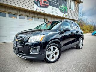 Used 2013 Chevrolet Trax LTZ for sale in Orillia, ON