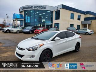 Used 2011 Hyundai Elantra GLS for sale in Edmonton, AB