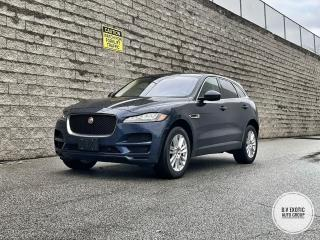 Used 2017 Jaguar F-PACE 35t Prestige for sale in Vancouver, BC