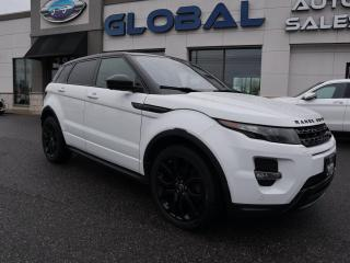 Used 2015 Land Rover Evoque Dynamic Premium for sale in Ottawa, ON