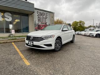 Used 2021 Volkswagen Jetta HIGHLINE for sale in Barrie, ON