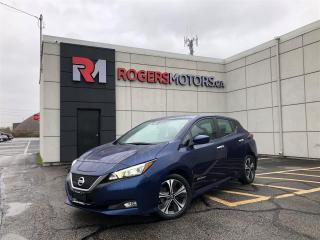 Used 2018 Nissan Leaf SV - NAVI - REVERSE CAM - TECH FEATURES for sale in Oakville, ON