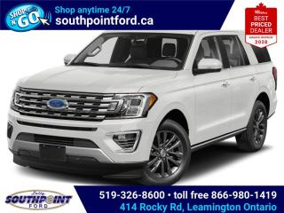 New 2021 Ford Expedition Limited  for sale in Leamington, ON