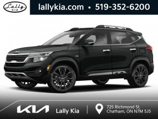 New 2022 Kia Seltos LX for sale in Chatham, ON