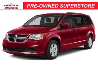 Used 2012 Dodge Grand Caravan Crew for sale in Chatham, ON