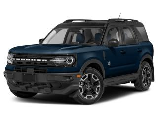 New 2021 Ford Bronco Sport Outer Banks for sale in Woodstock, NB