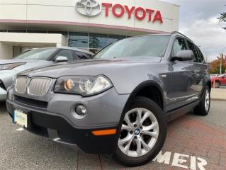 Used 2009 BMW X3 xDrive30i for sale in Surrey, BC