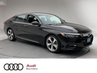 Used 2018 Honda Accord Sedan 2.0T Touring 10AT for sale in Burnaby, BC