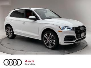 Used 2019 Audi SQ5 3.0T Technik quattro 8sp Tiptronic for sale in Burnaby, BC