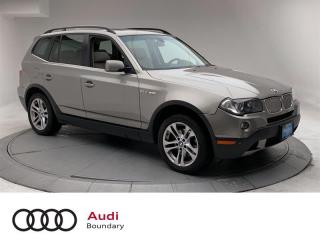 Used 2007 BMW X3 3.0Si for sale in Burnaby, BC