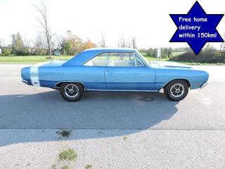 Used 1969 Dodge Dart GTS 340 Automatic Newly Restored A Must See! for sale in Gorrie, ON