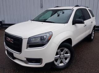 Used 2014 GMC Acadia SLE AWD for sale in Kitchener, ON