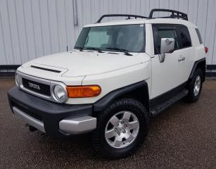 Used 2008 Toyota FJ Cruiser 4x4 *6-SPEED* for sale in Kitchener, ON