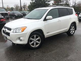 Used 2010 Toyota RAV4 Limited Sunroof 4WD for sale in Bolton, ON