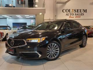 Used 2019 Acura TLX SH-AWD TECH-NAVI-CAMERA-LOADED-ACURA WARRANTY for sale in Toronto, ON