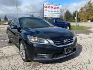 Used 2015 Honda Accord Sport for sale in Komoka, ON
