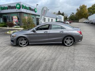 Used 2016 Mercedes-Benz CLA-Class CLA 250 for sale in London, ON