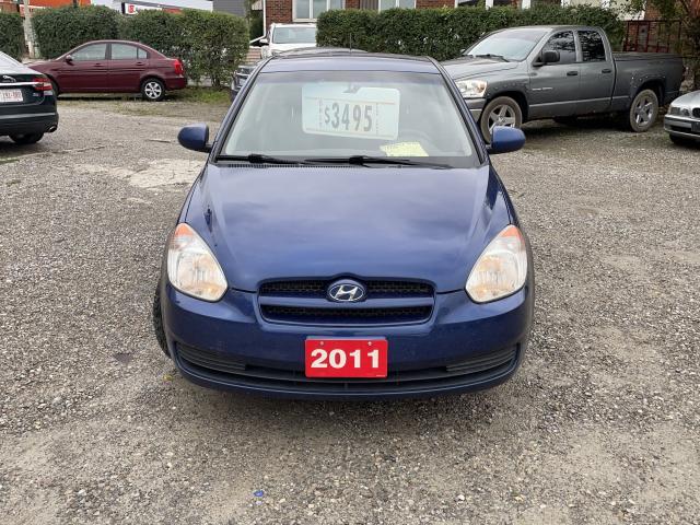 2011 Hyundai Accent GL