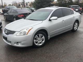 Used 2012 Nissan Altima 2.5 S SUNROOF for sale in Bolton, ON