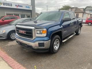 Used 2015 GMC Sierra 1500 BACK UP CAM**ALLOY WHEELS for sale in Hamilton, ON