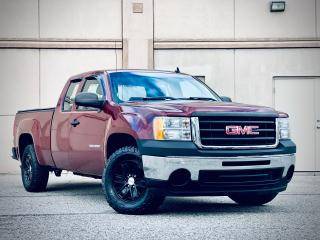 Used 2013 GMC Sierra 1500 WT EXTENDED CAD 4.3 L FOUR DOORS CERTIFIED $13999 for sale in Brampton, ON