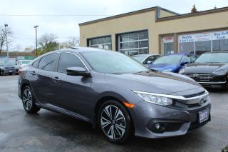 Used 2017 Honda Civic EX-T for sale in Brampton, ON