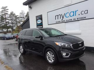 Used 2016 Kia Sorento 3.3L LX + 7 PASS, V6, HEATED SEATS, AWD, ALLOYS!! for sale in North Bay, ON