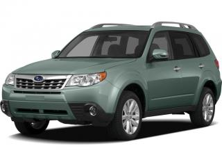 Used 2012 Subaru Forester 2.5X CONVENIENCE PACKAGE for sale in Brandon, MB