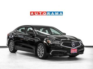 Used 2019 Acura TLX Tech Leather Navi Sunroof Backup Cam Heated Seats for sale in Toronto, ON
