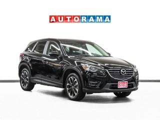 Used 2016 Mazda CX-5 GS AWD Leather Sunroof Backup Cam Heated Seats for sale in Toronto, ON