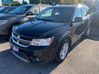 Used 2014 Dodge Journey R/T AWD for sale in Peterborough, ON