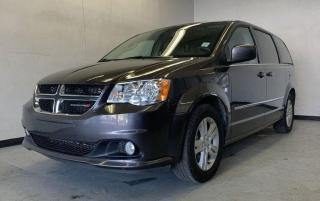 Used 2017 Dodge Grand Caravan Crew Plus for sale in Kelowna, BC