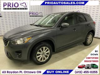 Used 2016 Mazda CX-5 AWD 4dr Auto GS for sale in Ottawa, ON