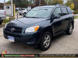 Used 2009 Toyota RAV4 Base|ONE OWNER|LOW KM|NO ACCIDENT|4WD|CERTIFIED for sale in Oakville, ON