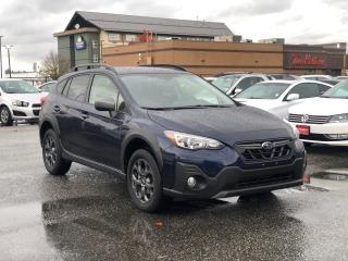 Used 2021 Subaru Crosstrek Sport W/Teck Pkg for sale in Langley, BC