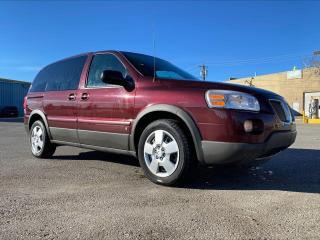 Used 2009 Pontiac Montana w/1SB for sale in Calgary, AB