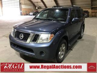 Used 2008 Nissan Pathfinder SE for sale in Calgary, AB