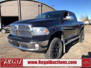 Used 2014 RAM 1500 Laramie for sale in Calgary, AB